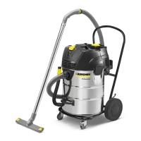 Пылесос влажной и сухой уборки Karcher NT 75/2 Ap Me Tc