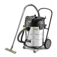 Пылесос влажной и сухой уборки Karcher NT 70/3 Me Tc