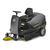 Подметальная машина Karcher KM 100/100 R Bp Pack
