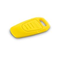Ключ для системы KIK, жёлтый