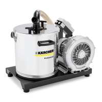 Промышленный пылесос Karcher IVR-B 30/15 Me