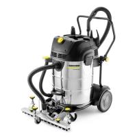 Пылесос влажной и сухой уборки Karcher NT 75/2 Tact2 Me Tc Adv