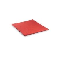 Универсальная салфетка из вискозы Rainbow красная