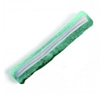 Шубка Twisted из микроволокна с абразивной полоской, 35 см