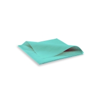 Салфетка Micro Light из нетканого материала зеленая