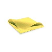 Универсальная салфетка из микроволокна Blue Dream желтая