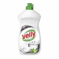 """Средство для мытья посуды """"Velly"""" Premium лайм и мята (флакон 500 мл)"""
