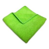 Салфетка микрофибра 220 г/м 30*30 зеленая