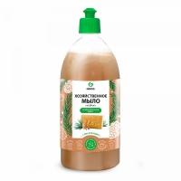Мыло жидкое хозяйственное с маслом кедра (флакон 1000 мл)