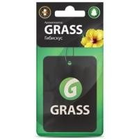 Картонный ароматизатор GRASS (гибискус)