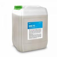 Щелочное пенное моющее средство для жесткой воды GIOS F 11 (канистра 19 л)