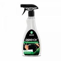 Дезинфицирующее средство для рук и поверхностей на основе изопропилового спирта DESO C9 (флакон 500