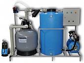 Установка по очистке и рециркуляции воды АКВА-2