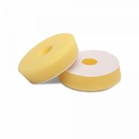 Мягкий желтый эксцентриковый поролоновый круг 80/90 Detail