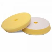 Мягкий желтый эксцентриковый поролоновый круг 150/170 Detail