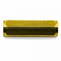 Обратный клапан ST-264, 1/4Вн, 150бар, латунь