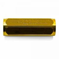Обратный клапан ST-264, 3/8Вн, 150бар, латунь
