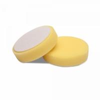 Мягкий желтый роторный поролоновый круг 80/90 Detail