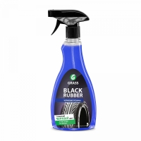 "Полирующее средство ""Black rubber"" (флакон 500 мл)"