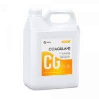 Средство для коагуляции (осветления) воды CRYSPOOL Coagulant (канистра 5,9кг)