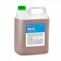 Моющее средство GIOS F 6 (канистра 5 л)