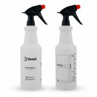 Бутылка со шкалой и химстойким триггером Detail 1л