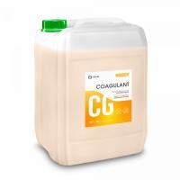 Средство для коагуляции (осветления) воды CRYSPOOL Coagulant (канистра 23кг)