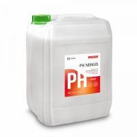 Средство для регулирования pH воды CRYSPOOL pH minus (канистра 23кг)