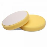 Мягкий желтый роторный поролоновый круг 150/160 Detail