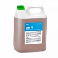 Моющее средство GIOS F 4 (канистра 5 л)
