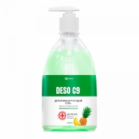 Средство дезинфицирующее DESO C9 гель (ананас) (флакон 500 мл)