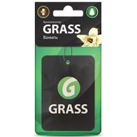 Картонный ароматизатор GRASS (ваниль)