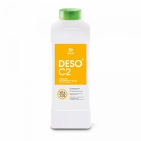 Дезинфицирующее средство с моющим эффектом на основе ЧАС DESO C2 клининг (канистра 1 л)