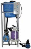 Установка по очистке и рециркуляции воды АКВА-05